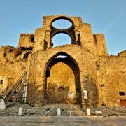Matera discover Grottole chiesa diruta basilicata