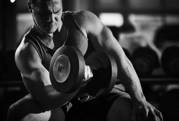 crescita muscolare