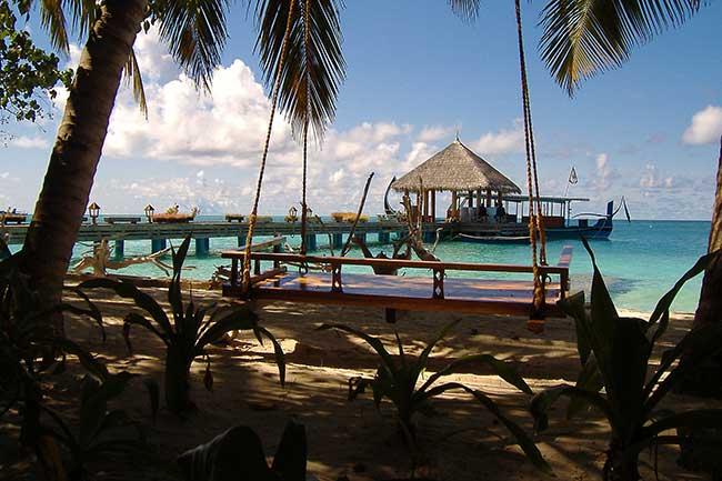 Il Paradiso delle Maldive: Gangehi