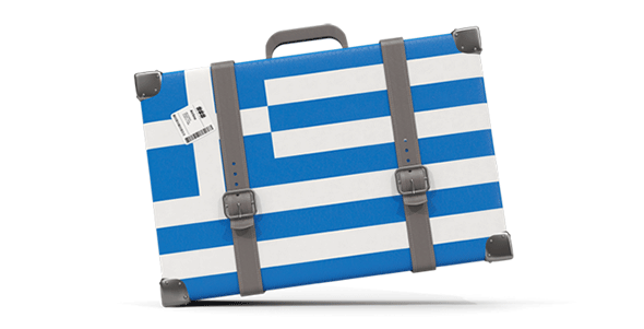 greek bag