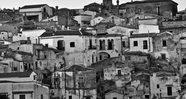 Matera discover Grottole scorcio del paese
