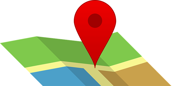 SOS vacanze maps mappa location