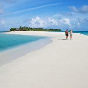 maldive atollo sabbia