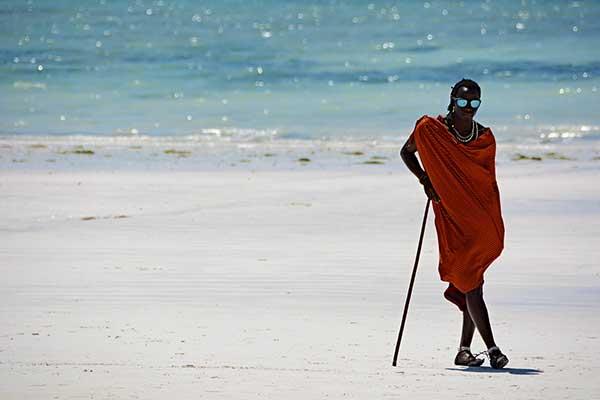 Semplicemente Zanzibar masaii