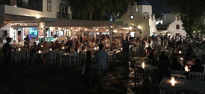 Vacanze Grecia 2018, la Grecia vista dal mare mikonos cicladi