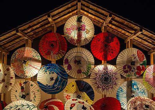 giappone ombrelli tokio