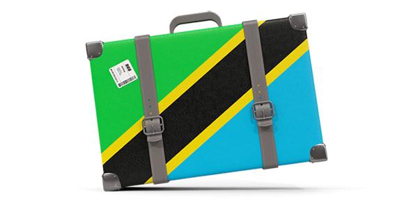 Semplicemente Zanzibar bag tanzania