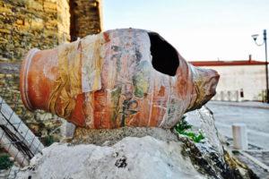 Matera discover Grottole vaso terracotta basilicata