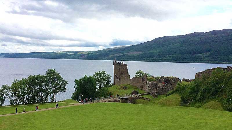 Scozia highlands tour Loch Ness