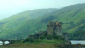 Scozia highlands tour highlander