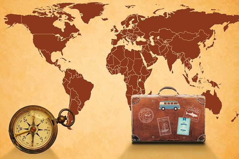 SOS vacanze map unavitainvacanza.it